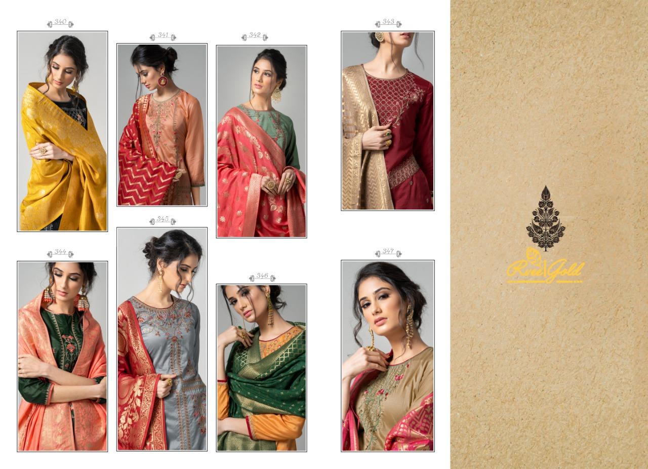 192ef77580 Rvee Gold Miraya Salwar Suit Wholesale Catalog 8 Pcs 10 - Rvee Gold Miraya  Salwar Suit