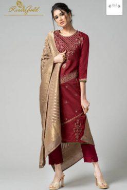 Rvee Gold Miraya Salwar Suit Wholesale Catalog 8 Pcs 247x371 - Floreon Trends Celebrity Vol 2 Salwar Suit Wholesale Catalog 12 Pcs