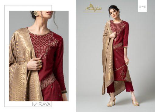 Rvee Gold Miraya Salwar Suit Wholesale Catalog 8 Pcs 4 510x369 - Rvee Gold Miraya Salwar Suit Wholesale Catalog 8 Pcs