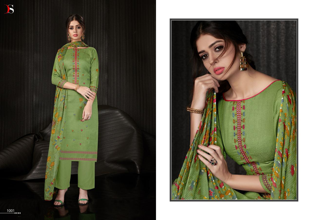Deepsy Kashmira Salwar Suit Wholesale Catalog 8 Pcs 10 - Deepsy Kasmira Salwar Suit Wholesale Catalog 8 Pcs