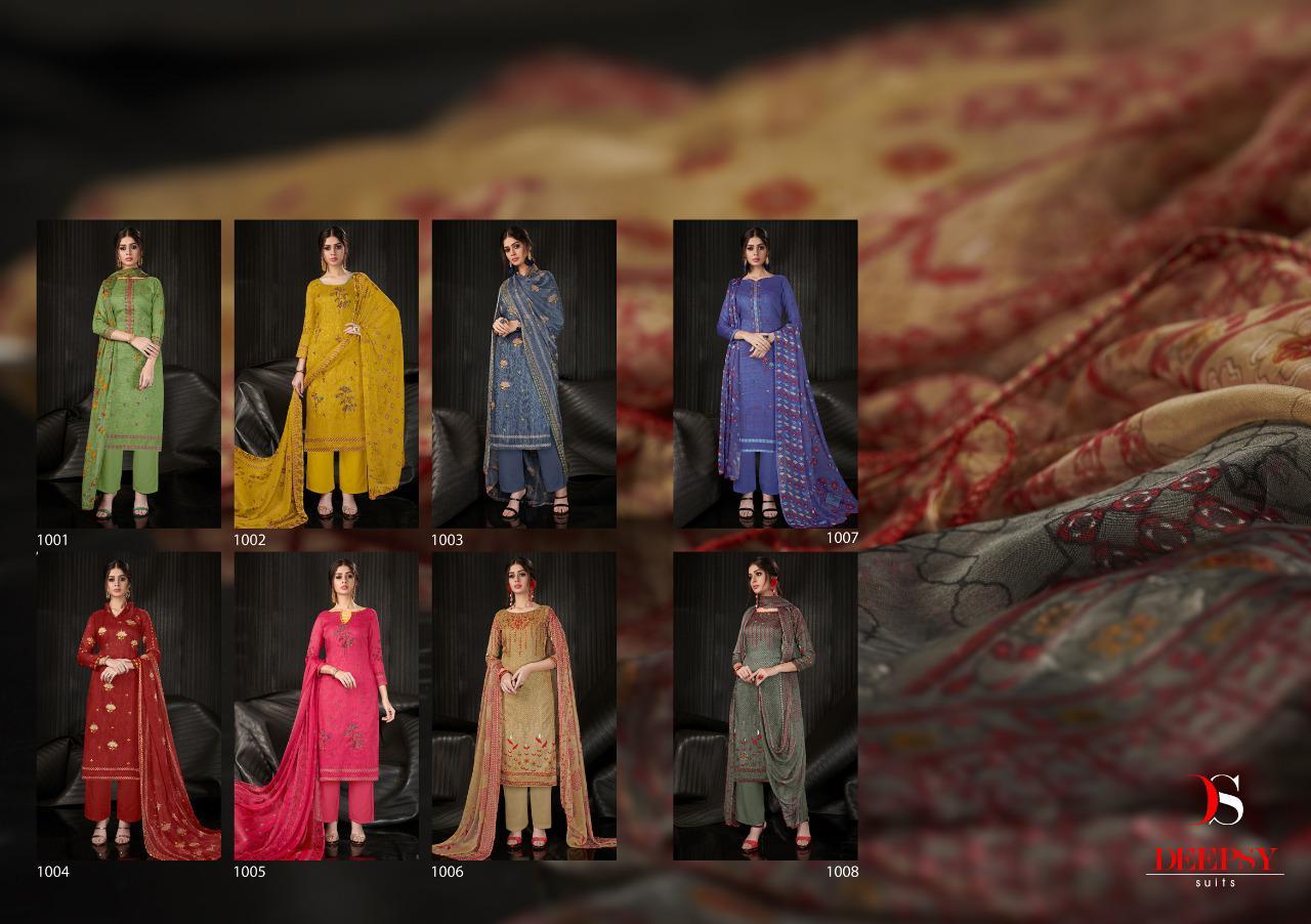 Deepsy Kashmira Salwar Suit Wholesale Catalog 8 Pcs 11 - Deepsy Kasmira Salwar Suit Wholesale Catalog 8 Pcs