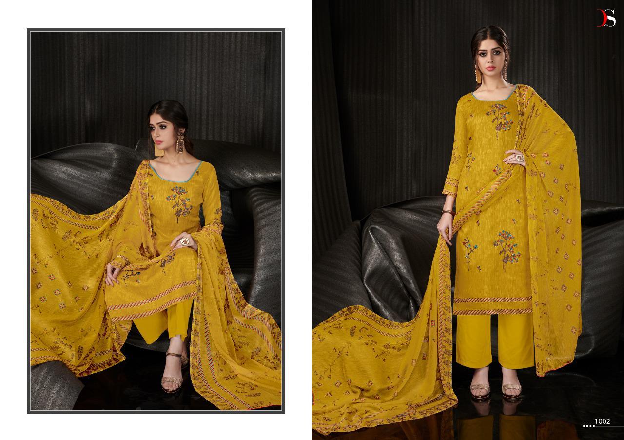 Deepsy Kashmira Salwar Suit Wholesale Catalog 8 Pcs 3 - Deepsy Kasmira Salwar Suit Wholesale Catalog 8 Pcs