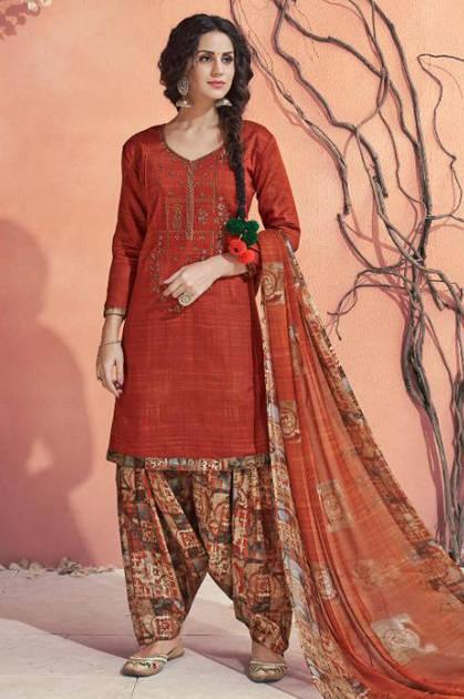 Shahnaz Arts Maahi Salwar Suit Wholesale Catalog 8 Pcs - Shahnaz Arts Maahi Salwar Suit Wholesale Catalog 8 Pcs