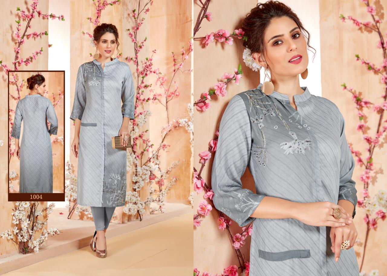 S More Dove Kurti Wholesale Catalog 8 Pcs 3 - S More Dove Kurti Wholesale Catalog 8 Pcs