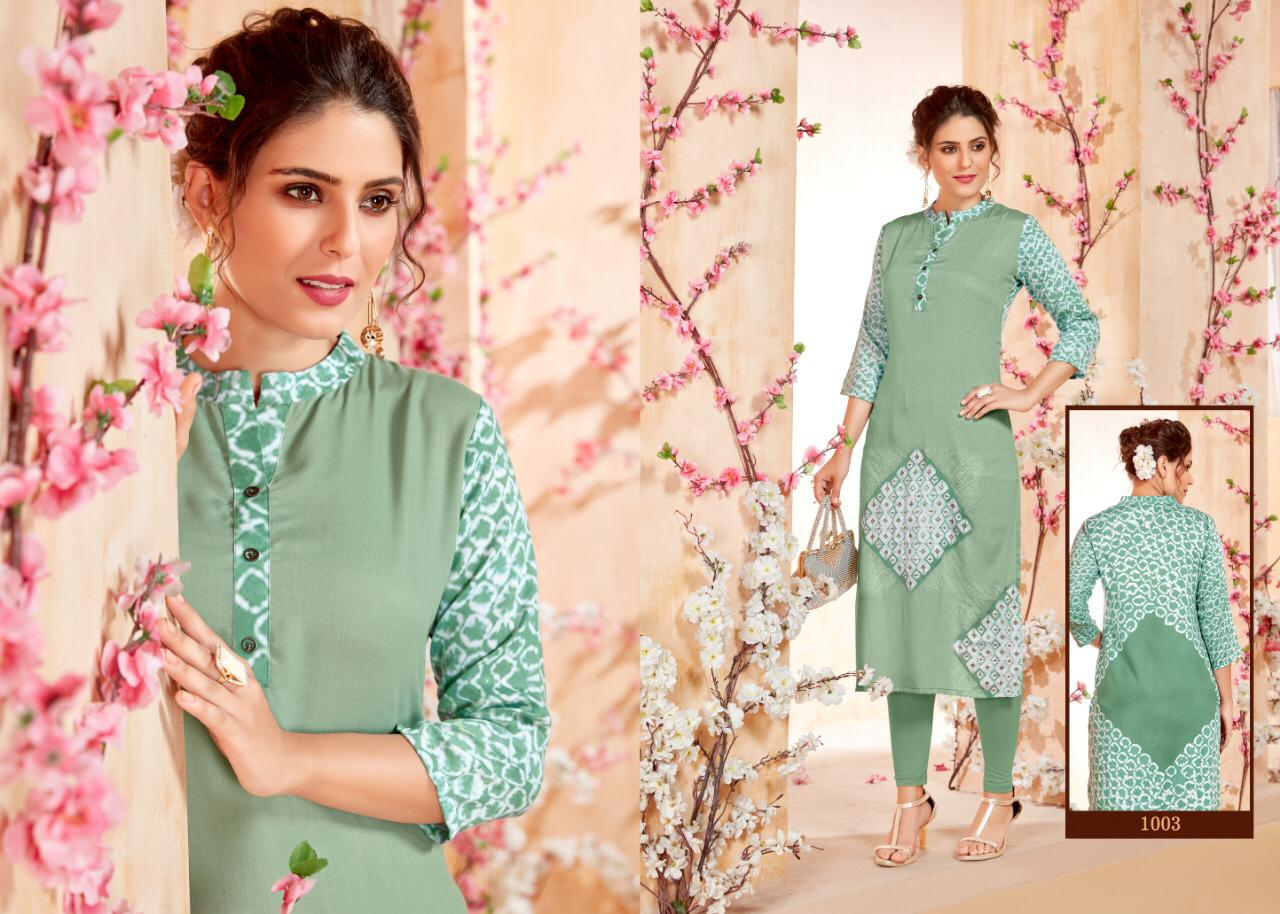 S More Dove Kurti Wholesale Catalog 8 Pcs 4 - S More Dove Kurti Wholesale Catalog 8 Pcs