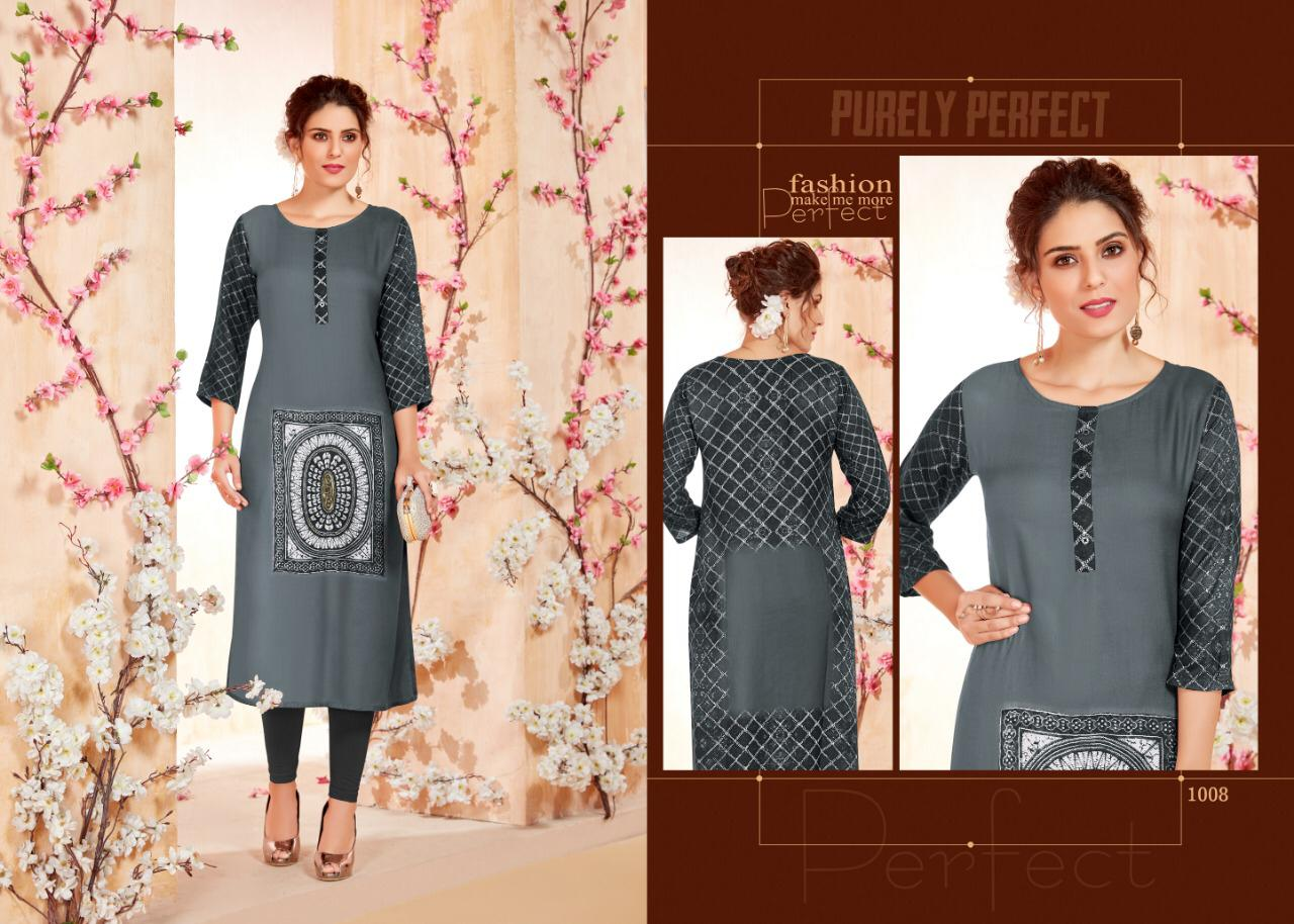 S More Dove Kurti Wholesale Catalog 8 Pcs 8 - S More Dove Kurti Wholesale Catalog 8 Pcs