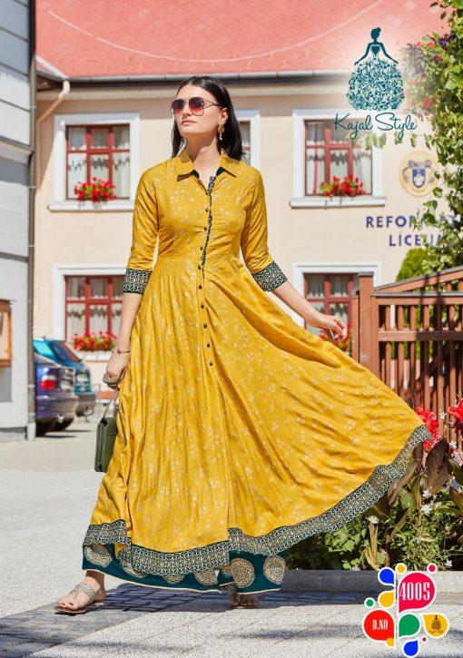Kajal Style Fashion Colorbar Vol 4 Kurti Wholesale Catalog 10 Pcs 3 510x725 - Kajal Style Fashion Colorbar Vol 4 Kurti Wholesale Catalog 10 Pcs