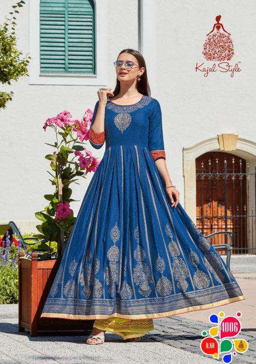 Kajal Style Fashion Colorbar Vol 4 Kurti Wholesale Catalog 10 Pcs 4 510x725 - Kajal Style Fashion Colorbar Vol 4 Kurti Wholesale Catalog 10 Pcs