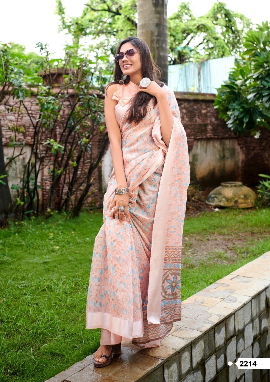 Lt Fabrics Belizza Saree Sari Wholesale Catalog 10 Pcs 15 - Lt Fabrics Belizza Saree Sari Wholesale Catalog 10 Pcs