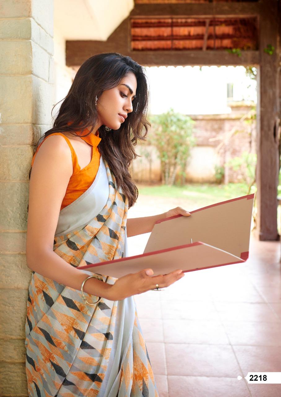 Lt Fabrics Belizza Saree Sari Wholesale Catalog 10 Pcs 3 - Lt Fabrics Belizza Saree Sari Wholesale Catalog 10 Pcs