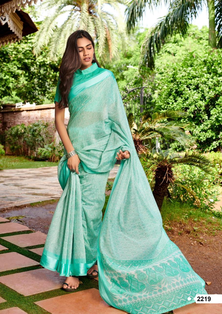 Lt Fabrics Belizza Saree Sari Wholesale Catalog 10 Pcs 4 - Lt Fabrics Belizza Saree Sari Wholesale Catalog 10 Pcs
