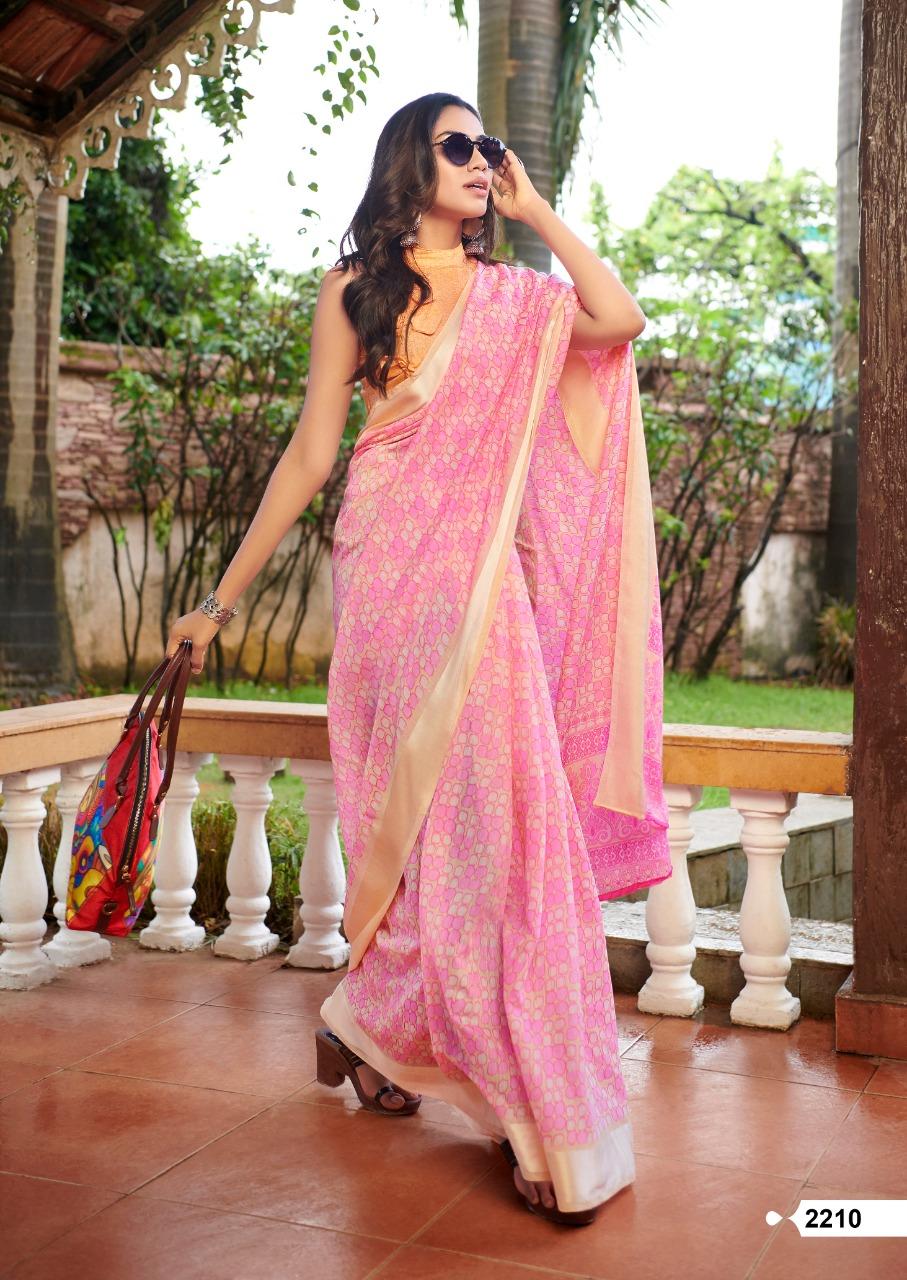 Lt Fabrics Belizza Saree Sari Wholesale Catalog 10 Pcs 7 - Lt Fabrics Belizza Saree Sari Wholesale Catalog 10 Pcs