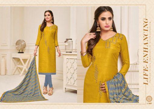 Shreeji Impex Suhani Salwar Suit Wholesale Catalog 12 Pcs 10 510x361 - Shreeji Impex Suhani Salwar Suit Wholesale Catalog 12 Pcs