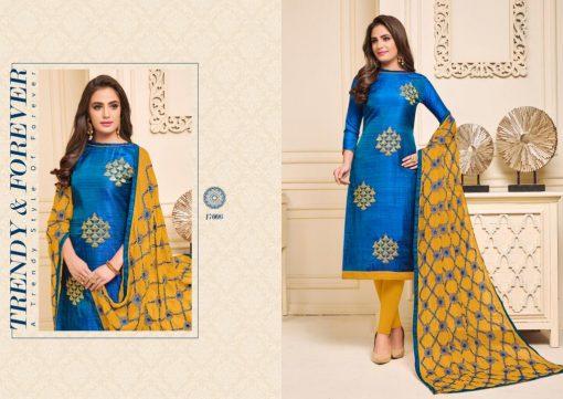 Shreeji Impex Suhani Salwar Suit Wholesale Catalog 12 Pcs 8 510x361 - Shreeji Impex Suhani Salwar Suit Wholesale Catalog 12 Pcs