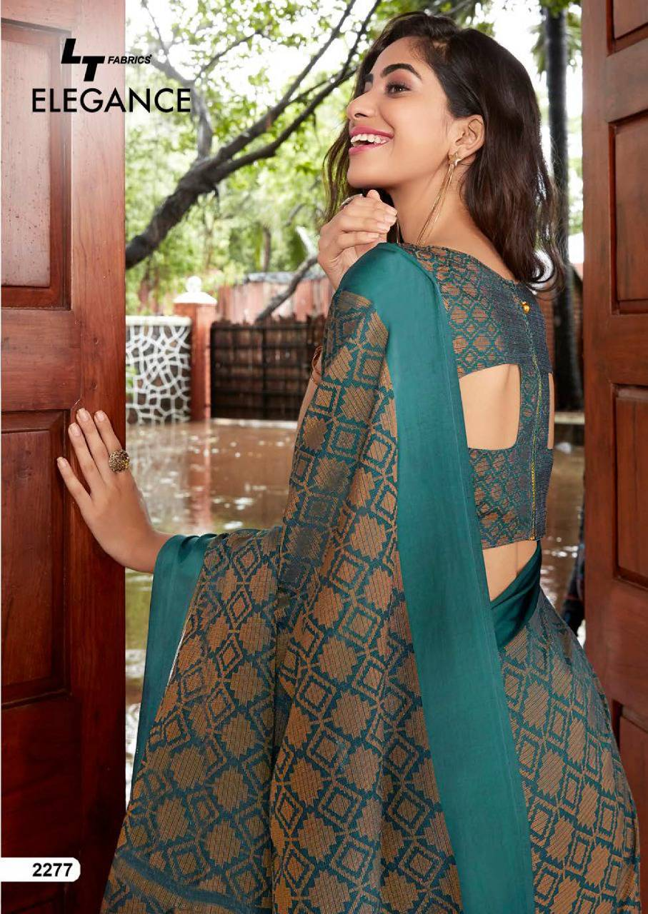 Lt Fabrics Elegance Vol 2 Saree Sari Wholesale Catalog 10 Pcs 15 1 - Lt Fabrics Elegance Vol 2 Saree Sari Wholesale Catalog 10 Pcs
