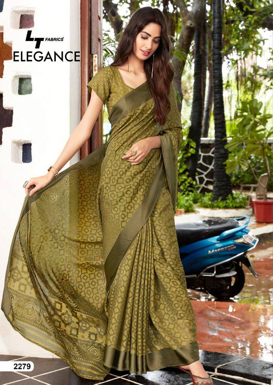Lt Fabrics Elegance Vol 2 Saree Sari Wholesale Catalog 10 Pcs 19 1 - Lt Fabrics Elegance Vol 2 Saree Sari Wholesale Catalog 10 Pcs