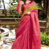 Lt Fabrics Elegance Vol 2 Saree Sari Wholesale Catalog 10 Pcs