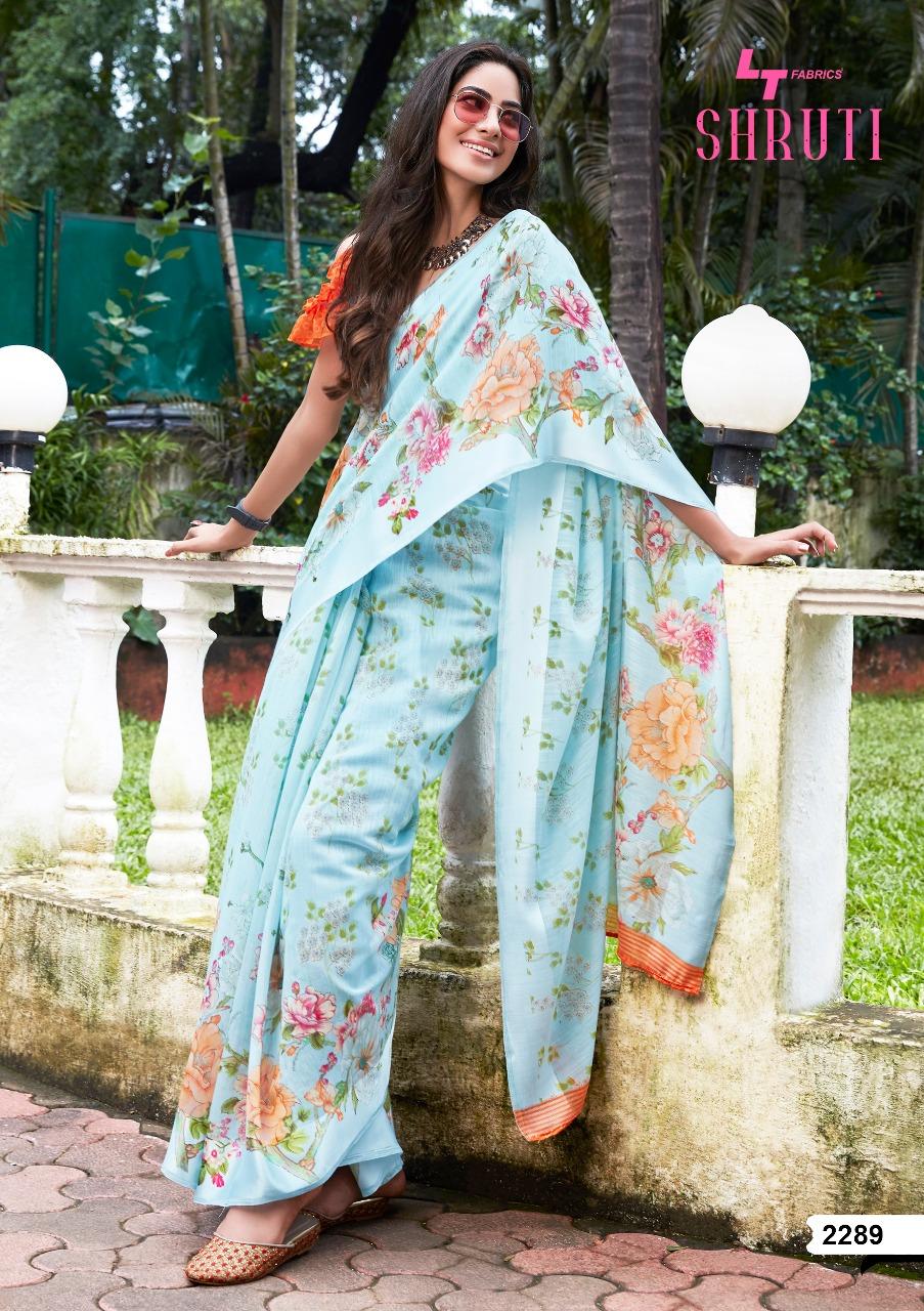 Lt Fabrics Shruti Saree Sari Wholesale Catalog 10 Pcs 17 - Lt Fabrics Shruti Saree Sari Wholesale Catalog 10 Pcs