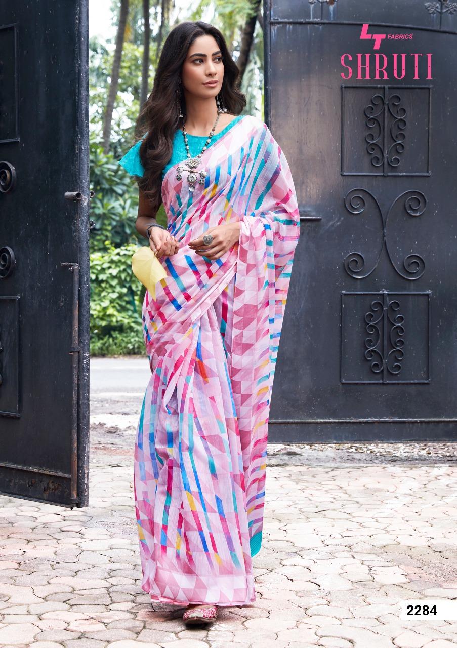 Lt Fabrics Shruti Saree Sari Wholesale Catalog 10 Pcs 9 - Lt Fabrics Shruti Saree Sari Wholesale Catalog 10 Pcs