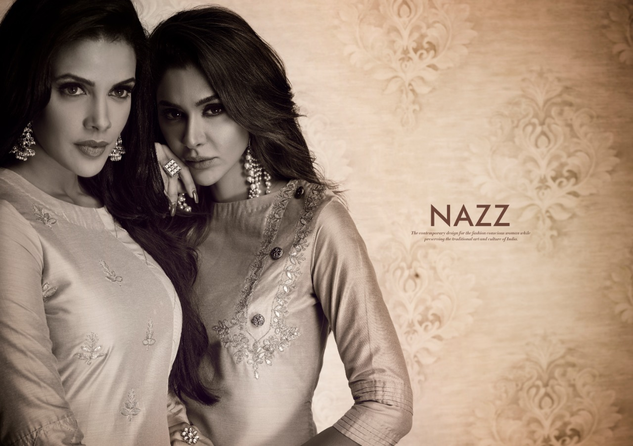 Arihant Nx Nazz Kurti with Palazzo Wholesale Catalog 8 Pcs 11 - Arihant Nx Nazz Kurti with Palazzo Wholesale Catalog 8 Pcs