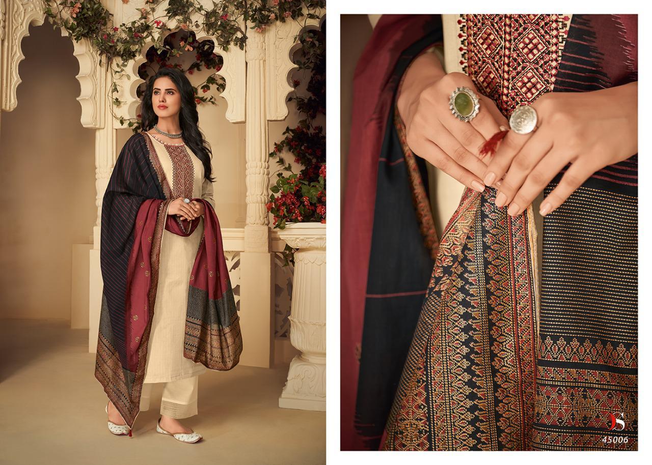 Deepsy Panghat Vol 4 Nx Salwar Suit Wholesale Catalog 4 Pcs 3 - Deepsy Panghat Vol 4 Nx Salwar Suit Wholesale Catalog 3 Pcs