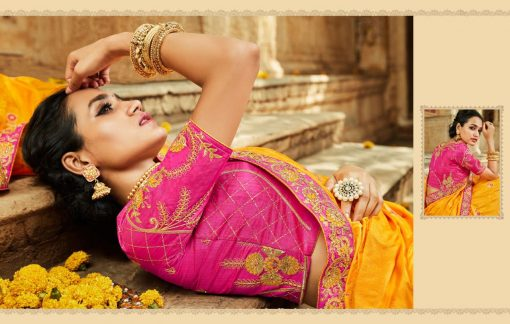 Kessi Parneeta Saree Sari Wholesale Catalog 10 Pcs 1 1 510x324 - Kessi Parneeta Saree Sari Wholesale Catalog 10 Pcs