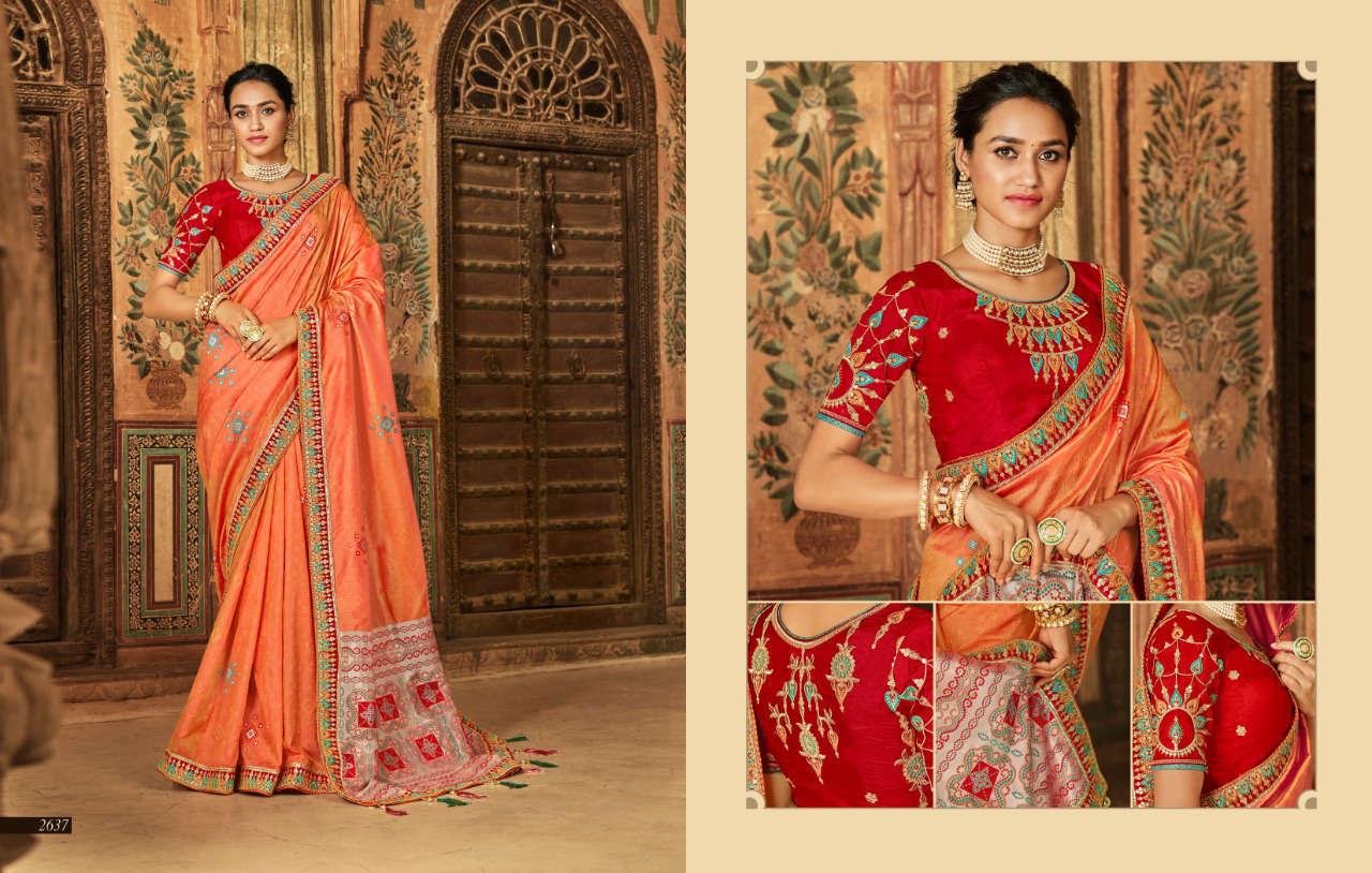 Kessi Parneeta Saree Sari Wholesale Catalog 10 Pcs 11 1 - Kessi Parneeta Saree Sari Wholesale Catalog 10 Pcs