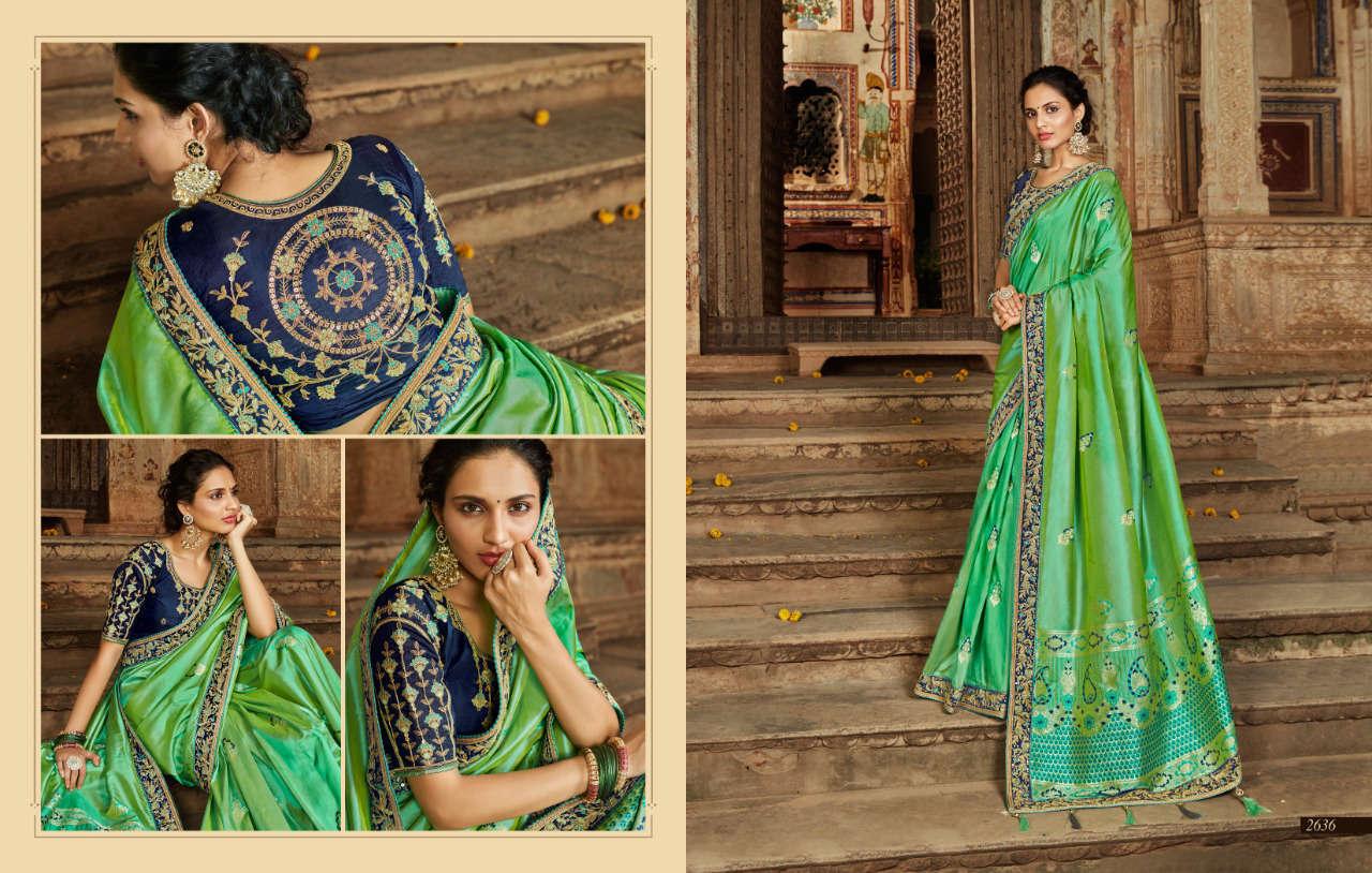 Kessi Parneeta Saree Sari Wholesale Catalog 10 Pcs 12 1 - Kessi Parneeta Saree Sari Wholesale Catalog 10 Pcs
