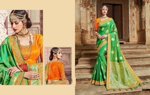 Kessi Parneeta Saree Sari Wholesale Catalog 10 Pcs 2 1 510x324 - Kessi Parneeta Saree Sari Wholesale Catalog 10 Pcs