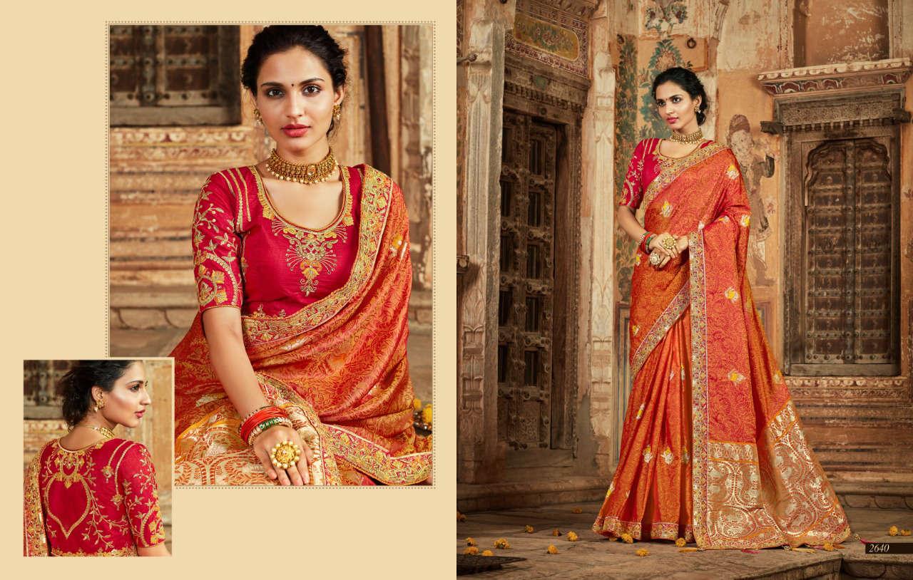 Kessi Parneeta Saree Sari Wholesale Catalog 10 Pcs 4 1 - Kessi Parneeta Saree Sari Wholesale Catalog 10 Pcs