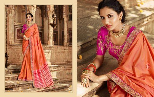 Kessi Parneeta Saree Sari Wholesale Catalog 10 Pcs 6 1 510x324 - Kessi Parneeta Saree Sari Wholesale Catalog 10 Pcs