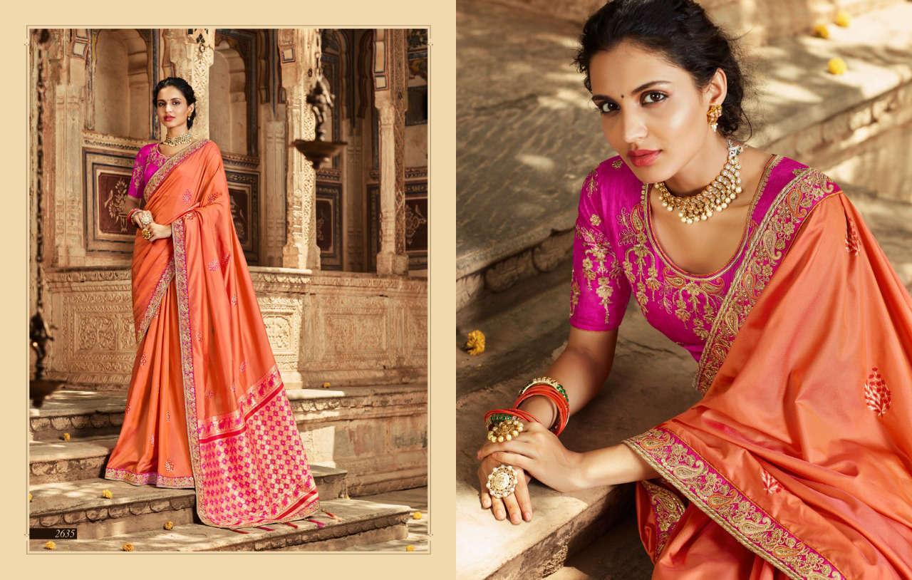Kessi Parneeta Saree Sari Wholesale Catalog 10 Pcs 6 1 - Kessi Parneeta Saree Sari Wholesale Catalog 10 Pcs