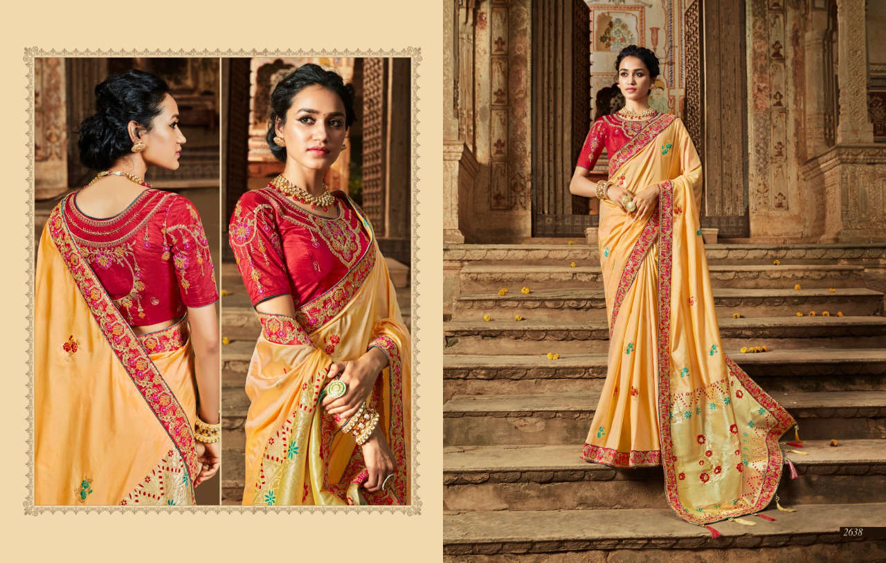 Kessi Parneeta Saree Sari Wholesale Catalog 10 Pcs 7 1 - Kessi Parneeta Saree Sari Wholesale Catalog 10 Pcs