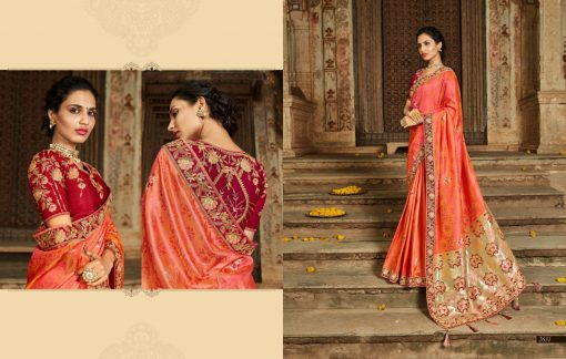 Kessi Parneeta Saree Sari Wholesale Catalog 10 Pcs 8 1 510x324 - Kessi Parneeta Saree Sari Wholesale Catalog 10 Pcs