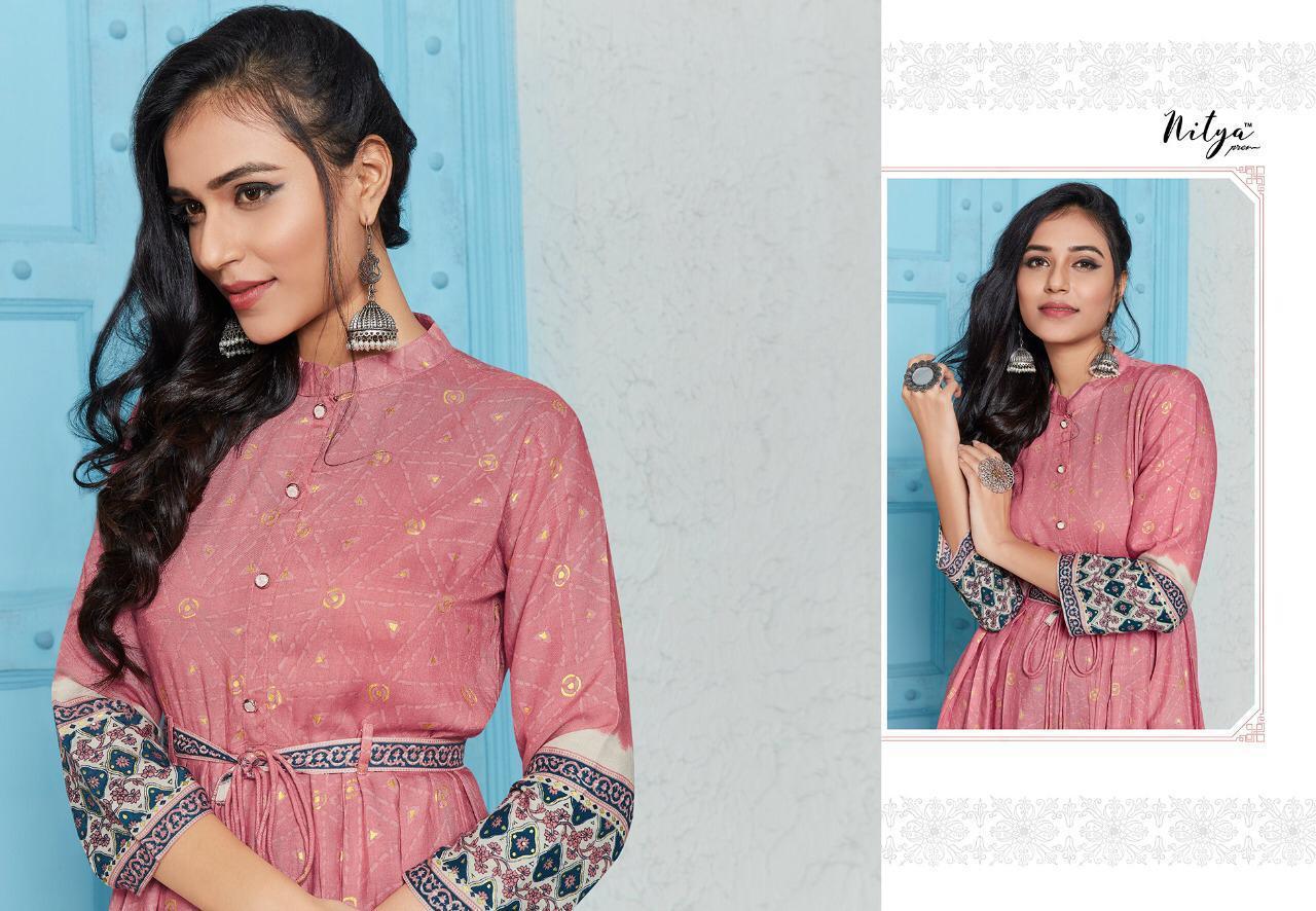 Lt Fabrics Nitya Kaira Vol 2 Kurti Wholesale Catalog 9 Pcs 13 - Lt Fabrics Nitya Kaira Vol 2 Kurti Wholesale Catalog 9 Pcs
