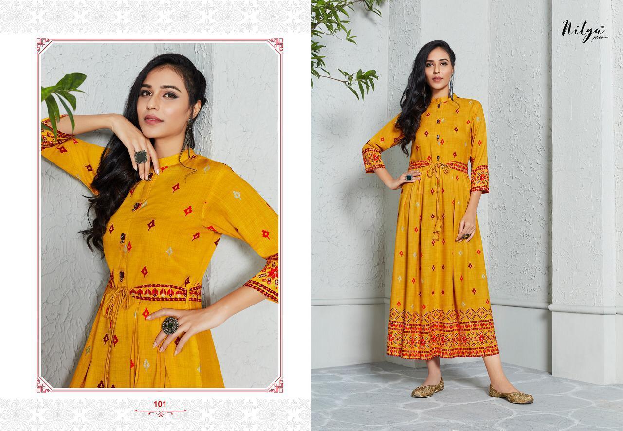 Lt Fabrics Nitya Kaira Vol 2 Kurti Wholesale Catalog 9 Pcs 3 - Lt Fabrics Nitya Kaira Vol 2 Kurti Wholesale Catalog 9 Pcs