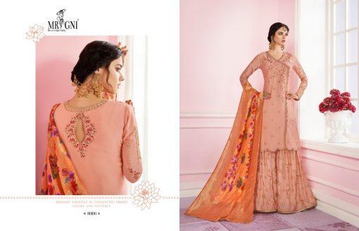 Mrigni Sarara Salwar Suit Wholesale Catalog 6 Pcs 7 510x328 - Mrigni Sarara Salwar Suit Wholesale Catalog 3 Pcs