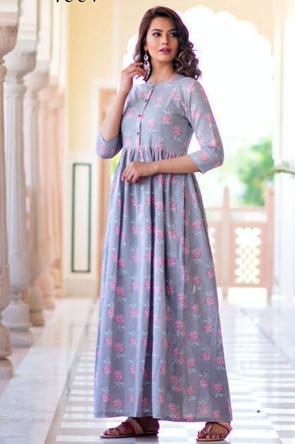 Tejaswee Stylishta Vol 2 Kurti Wholesale Catalog 4 Pcs - Tejaswee Stylishta Vol 2 Kurti Wholesale Catalog 4 Pcs