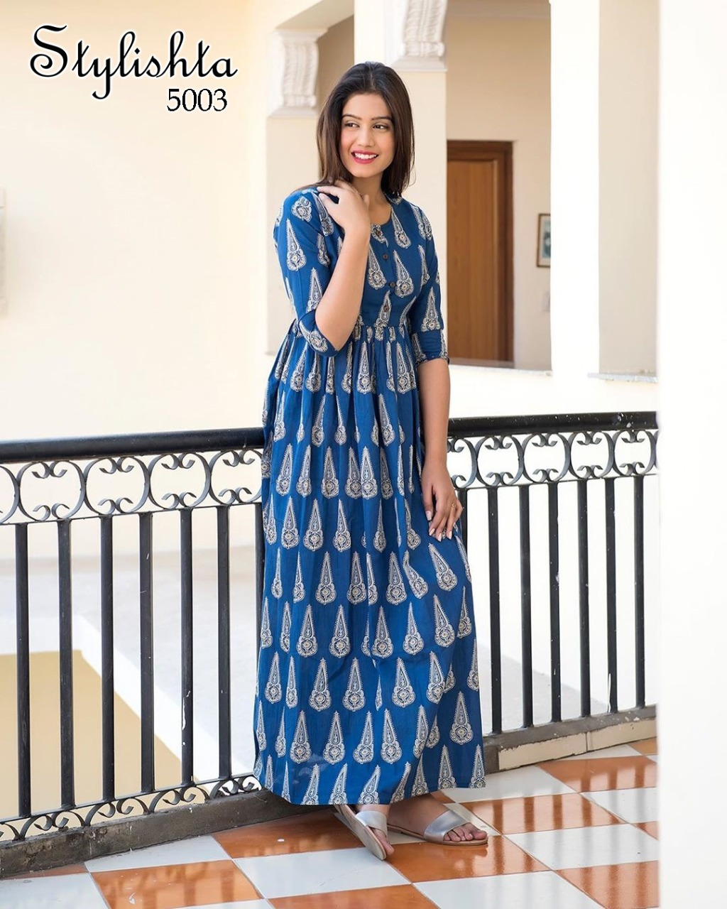 Tejaswee Stylishta Vol 3 Kurti Wholesale Catalog 6 Pcs 10 - Tejaswee Stylishta Vol 3 Kurti Wholesale Catalog 6 Pcs