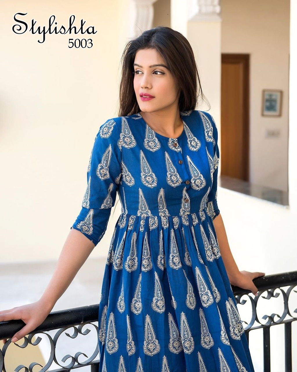 Tejaswee Stylishta Vol 3 Kurti Wholesale Catalog 6 Pcs 7 - Tejaswee Stylishta Vol 3 Kurti Wholesale Catalog 6 Pcs