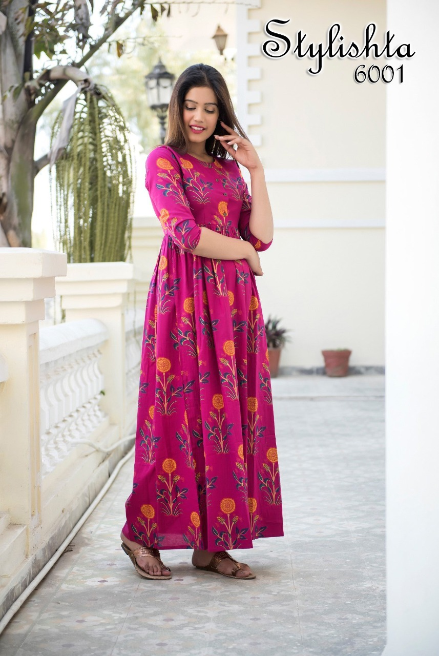 Tejaswee Stylishta Vol 4 Kurti Wholesale Catalog 6 Pcs 2 - Tejaswee Stylishta Vol 4 Kurti Wholesale Catalog 5 Pcs