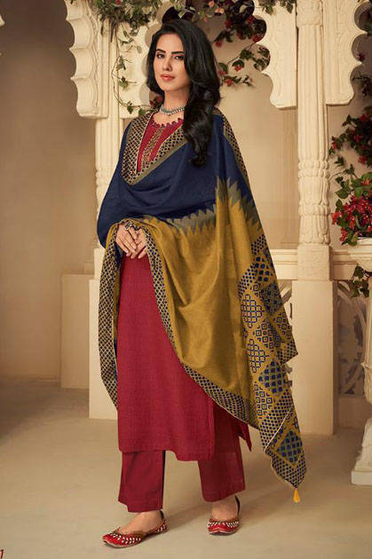 Deepsy Panghat Vol 4 Pashmina Salwar Suit Wholesale Catalog 8 Pcs - Deepsy Panghat Vol 4 Pashmina Salwar Suit Wholesale Catalog 8 Pcs
