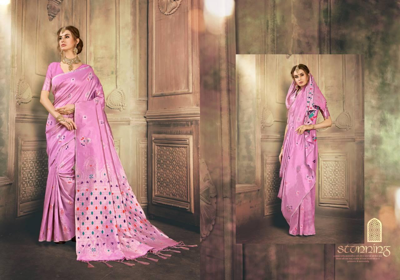 YNF Hamsini Silk Saree Sari Wholesale Catalog 10 Pcs 10 - YNF Hamsini Silk Saree Sari Wholesale Catalog 10 Pcs