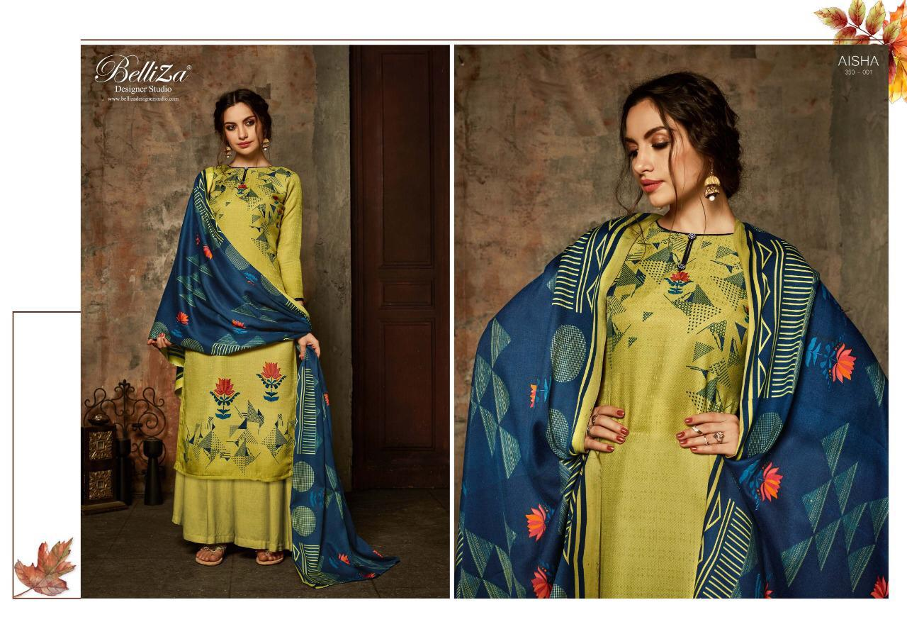 Belliza Aisha Vol 2 Pashmina Salwar Suit Wholesale Catalog 10 Pcs 2 - Belliza Aisha Vol 2 Pashmina Salwar Suit Wholesale Catalog 10 Pcs