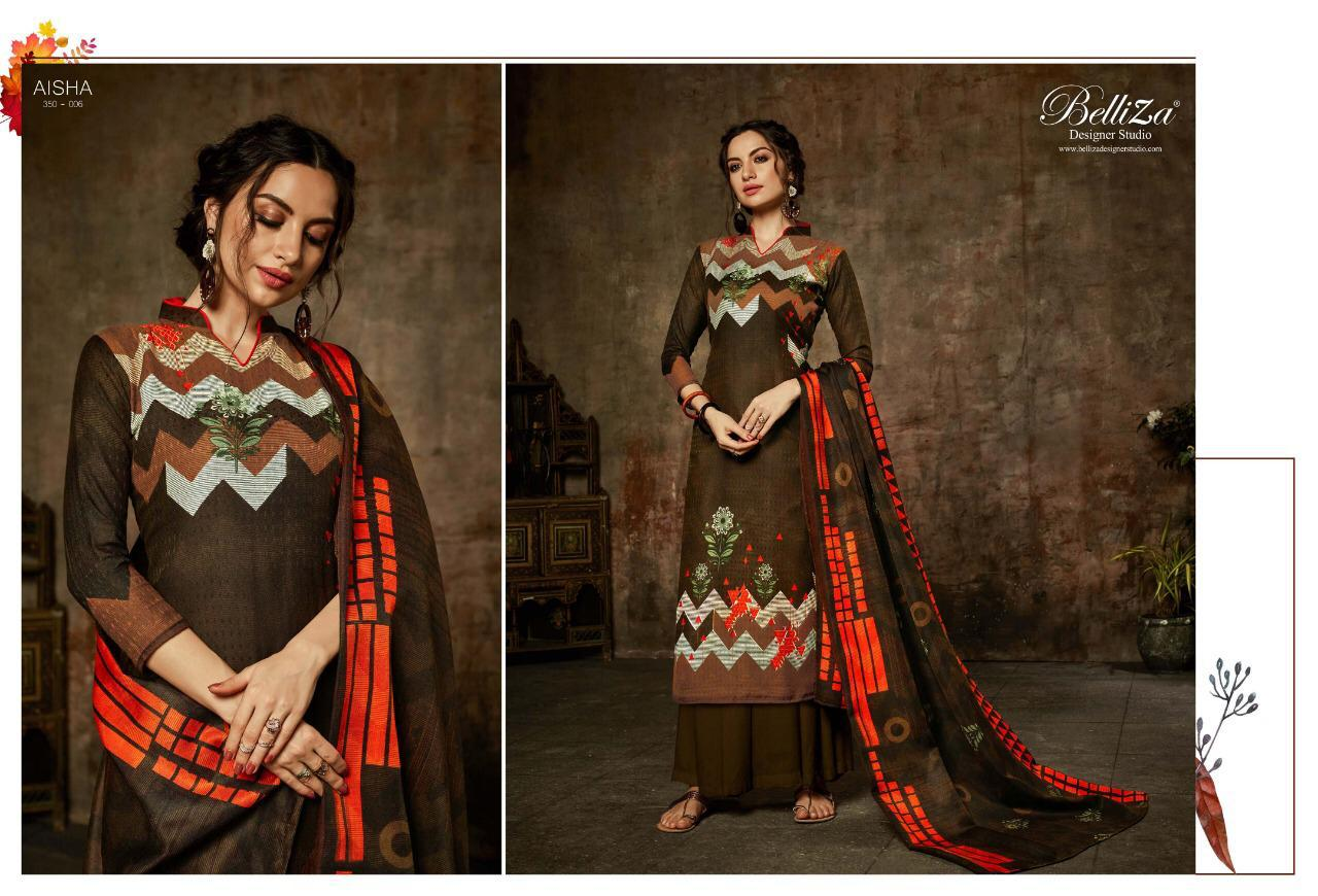 Belliza Aisha Vol 2 Pashmina Salwar Suit Wholesale Catalog 10 Pcs 7 - Belliza Aisha Vol 2 Pashmina Salwar Suit Wholesale Catalog 10 Pcs