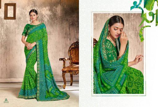 Kessi Chunari Saree Sari Wholesale Catalog 8 Pcs 4 510x347 - Kessi Chunari Saree Sari Wholesale Catalog 8 Pcs