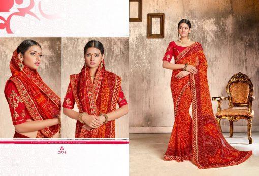 Kessi Chunari Saree Sari Wholesale Catalog 8 Pcs 5 510x347 - Kessi Chunari Saree Sari Wholesale Catalog 8 Pcs