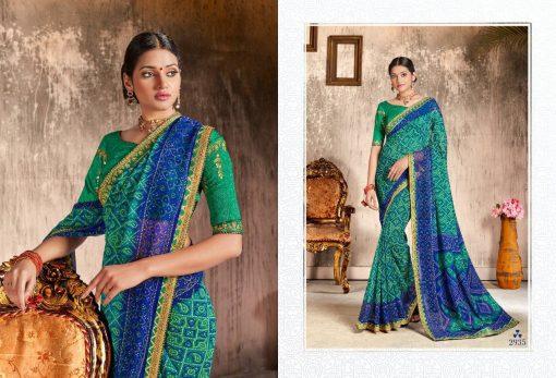 Kessi Chunari Saree Sari Wholesale Catalog 8 Pcs 6 510x347 - Kessi Chunari Saree Sari Wholesale Catalog 8 Pcs