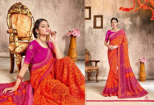 Kessi Chunari Saree Sari Wholesale Catalog 8 Pcs 7 510x347 - Kessi Chunari Saree Sari Wholesale Catalog 8 Pcs