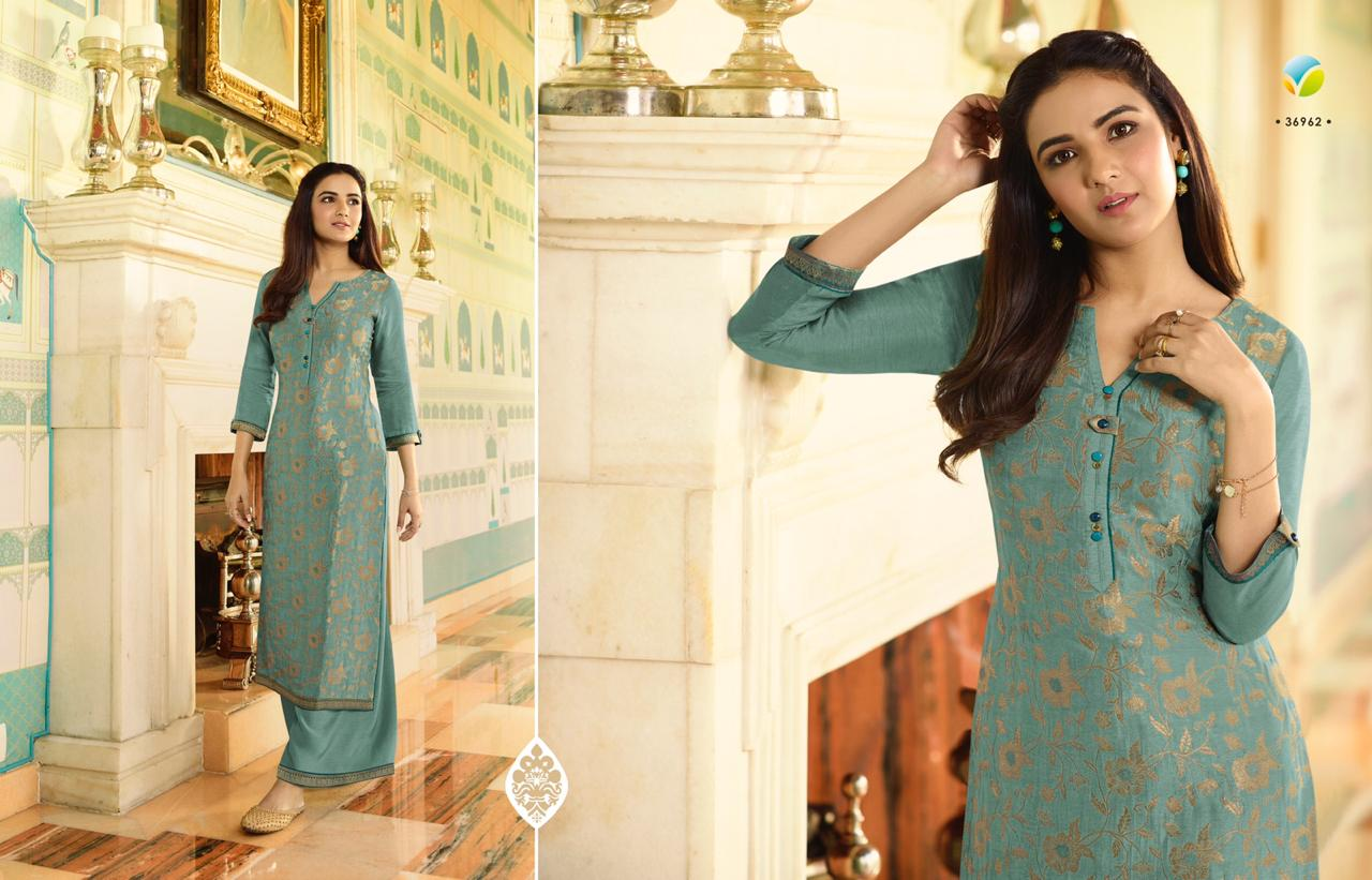 Vinay Tumbaa Lightning Kurti with Palazzo Wholesale Catalog 8 Pcs 3 - Vinay Tumbaa Lightning Kurti with Palazzo Wholesale Catalog 8 Pcs